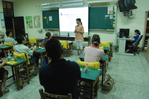 2012091410 10 班親會暨資訊倫理宣導-